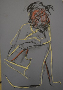 Manchester life drawing