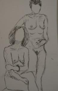 Manchester art class